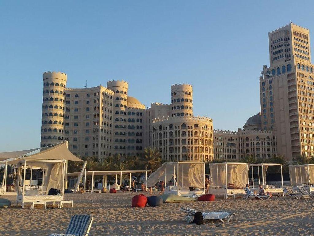 Ferienwohnung 1 BDR Al-Hamra incl. Breakfast