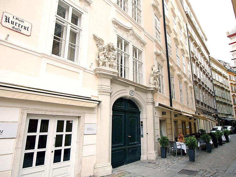 Enkelt leilighet Wien