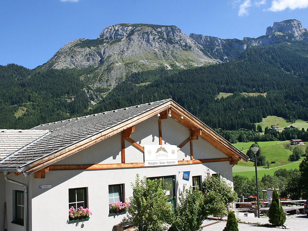 Ferienhaus Gamsblume