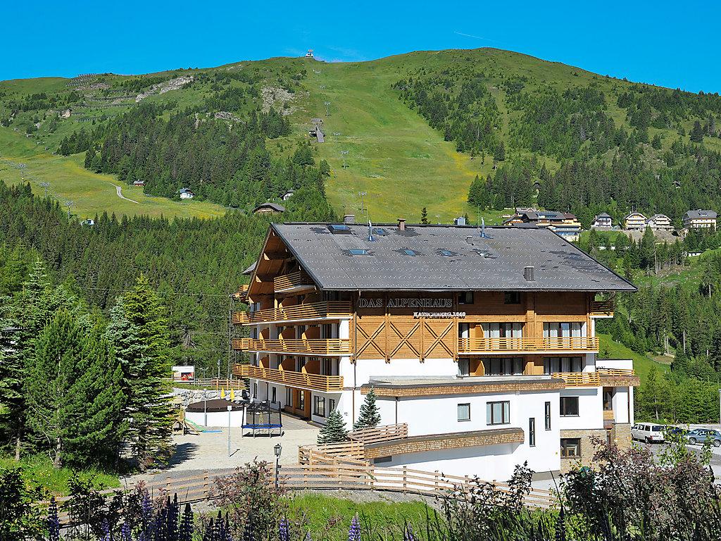 Ferienwohnung Alpenhaus Katschberg