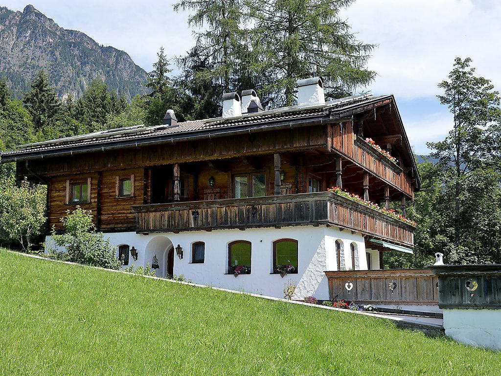 Ferienwohnung Landhaus Alpbach