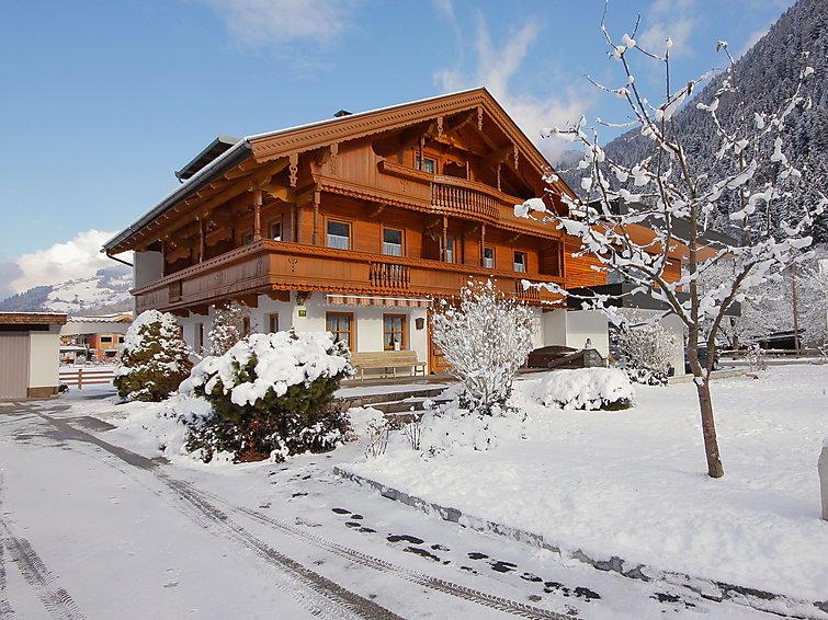 Ferienhaus Mayrhofen