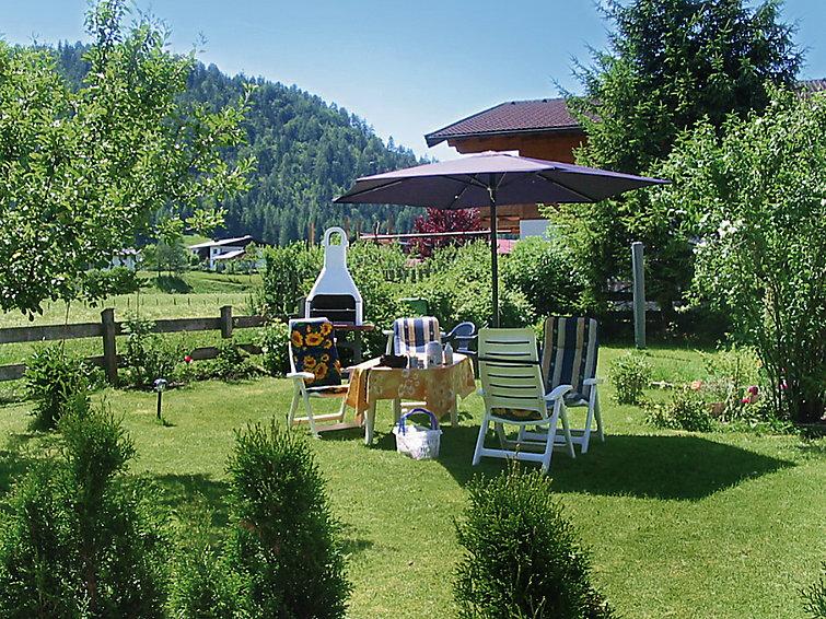 Ferienwohnung Waidring im PillerseeTal