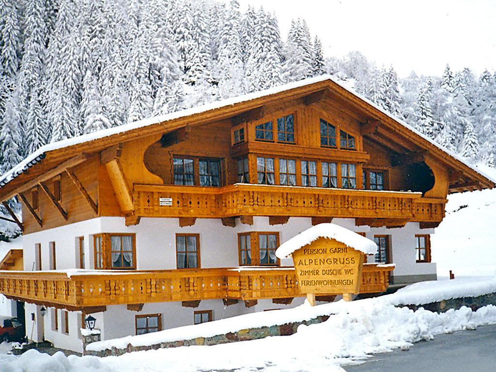 Ferienwohnung Alpengruss