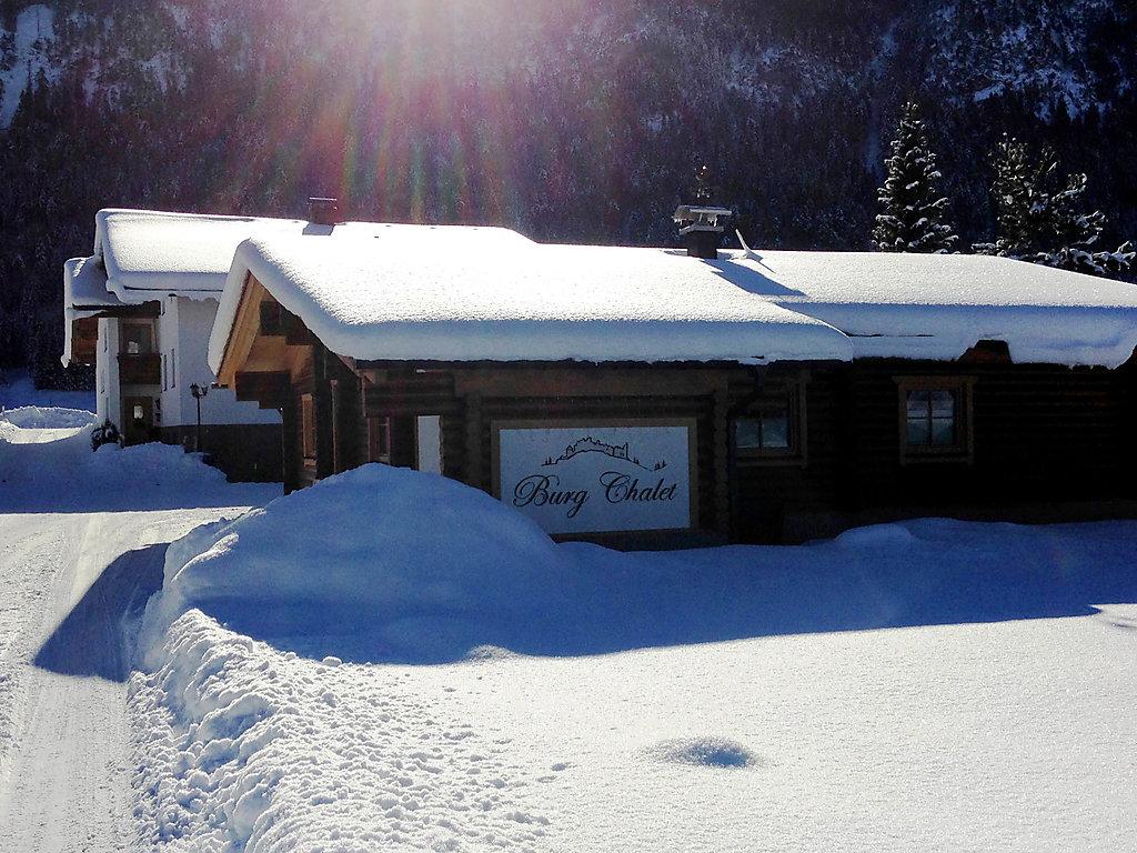 Ferienhaus Burgchalet Ehrenberg