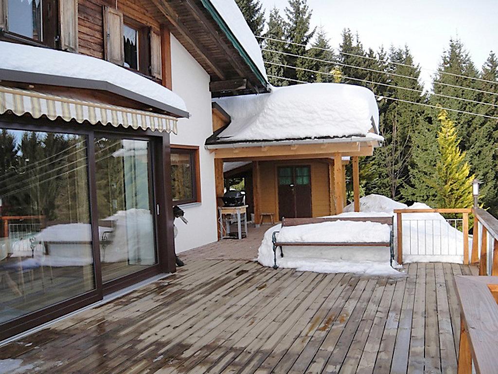 Ferienhaus The Schatzie
