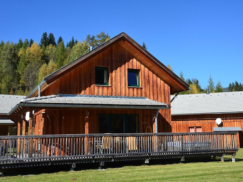 Ferienhaus Chalet Typ 4SZ