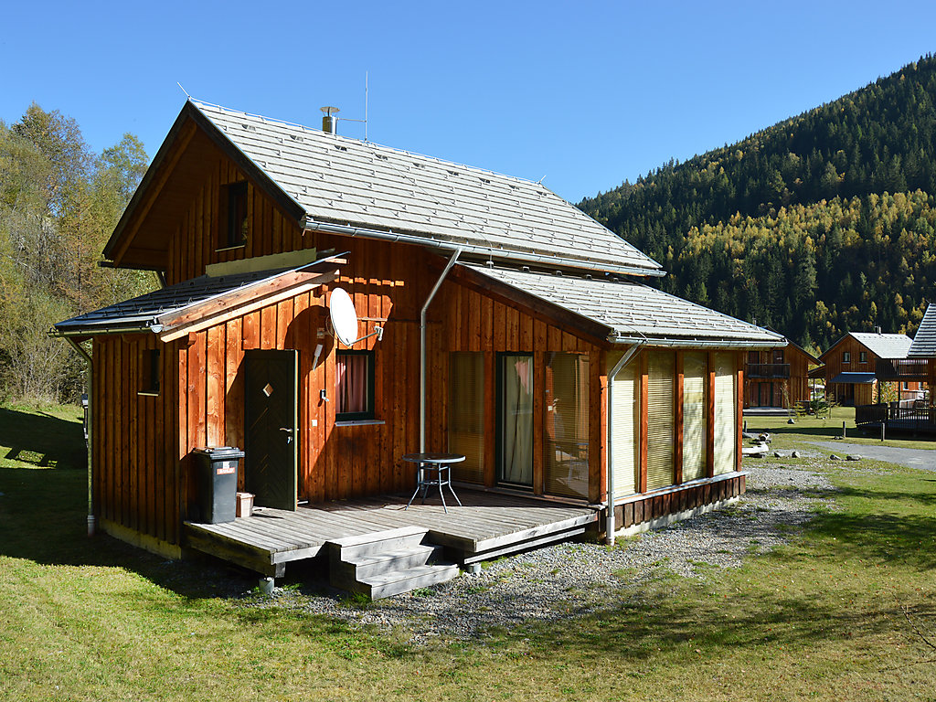 Ferienhaus Chalet Typ 2SZ