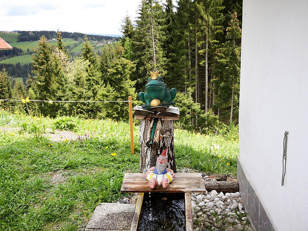 Ferienhaus Waldfriedenhütte