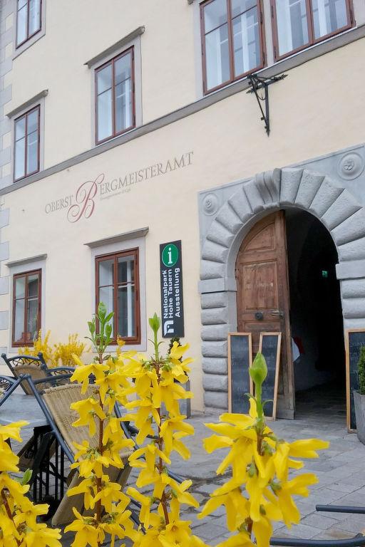 Ferienwohnung Oberstbergmeisteramt