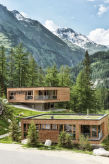 Ferienhaus Gradonna Mountain Resort
