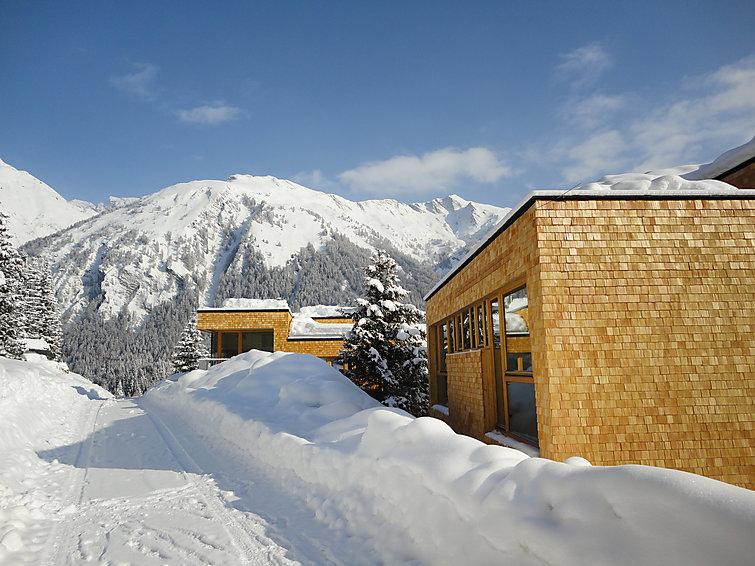 Luxe wintersportvakantiehuis Gradonna Mountain Resort met sauna en wellness (6p) (I-302)