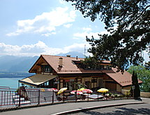 Montreux - Ferienwohnung Gare de Glion