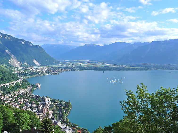 Ferienwohnung Montreux