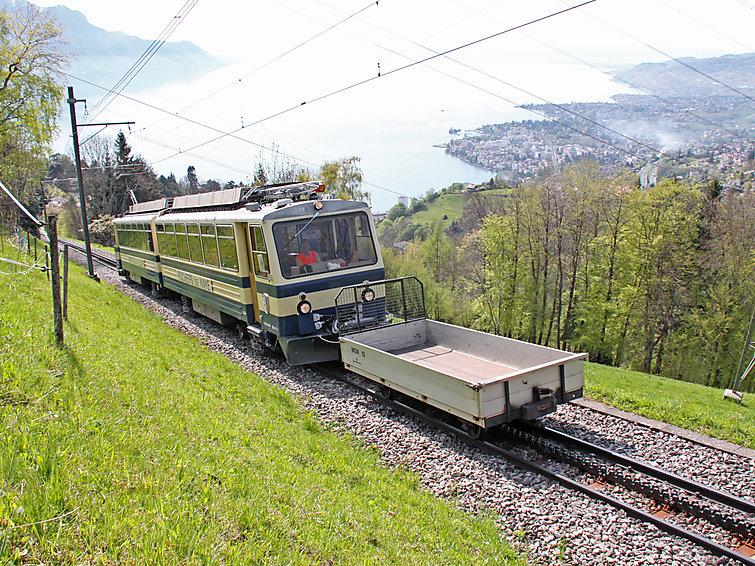 Ferienhaus Montreux