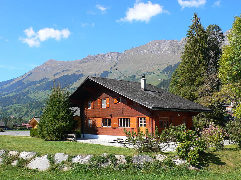 maison de vacances chalet aux isles alpes vaudoises