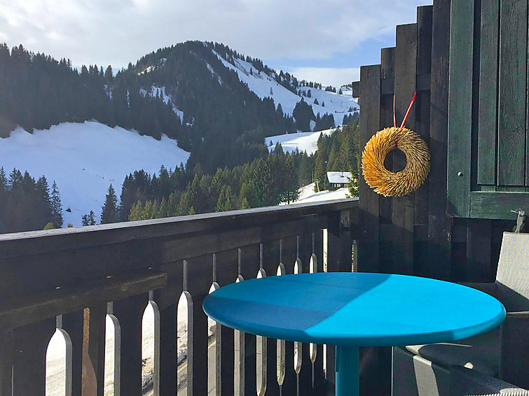 Ferienwohnung Val-d'Illiez