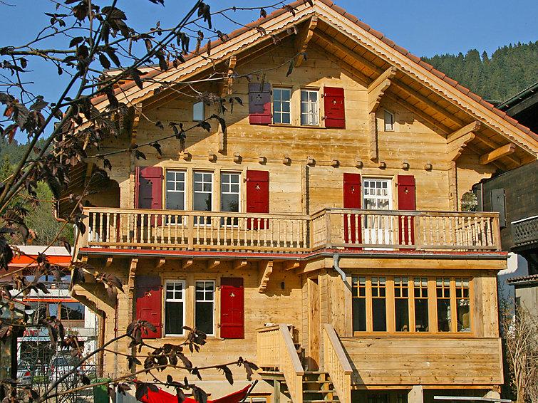 Ferienhaus Villars