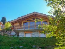 Nendaz - Ferienhaus Chalet Arvine