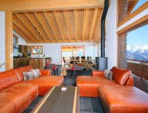 Ferienhaus Chalet Flocon de Neige
