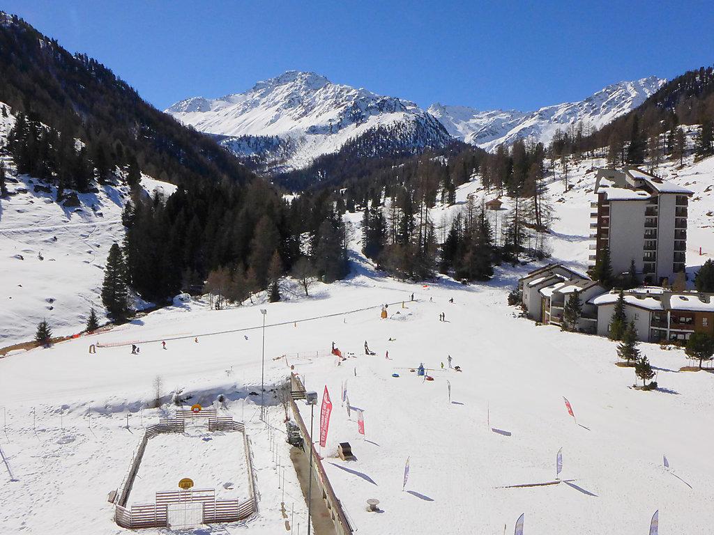 Appartement de vacances Rosablanche C61 (7269), Siviez, Les 4 Vallées, Valais, Suisse, image 8