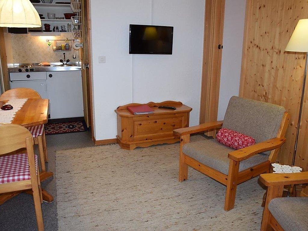 Ferienwohnung Stöckli Studio
