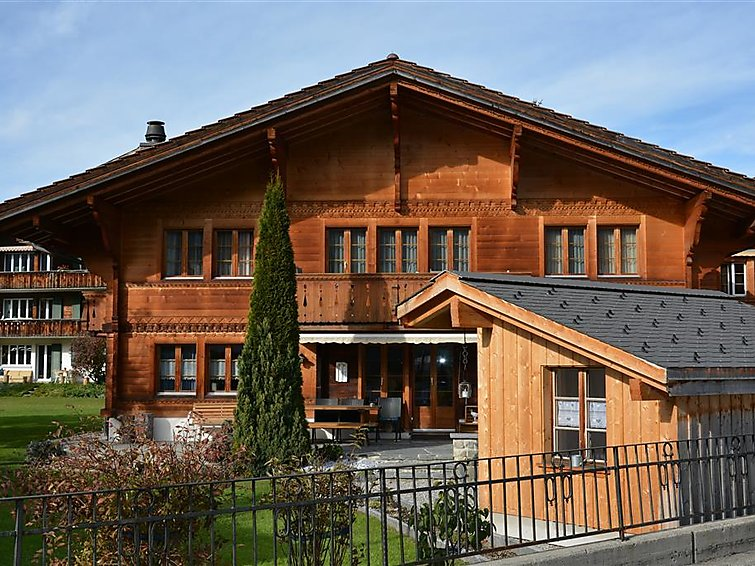 Schmiede-Stöckli - Apartment - Gstaad