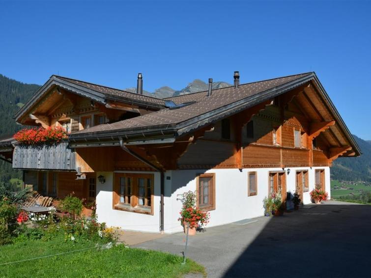 Annen - Apartment - Gstaad
