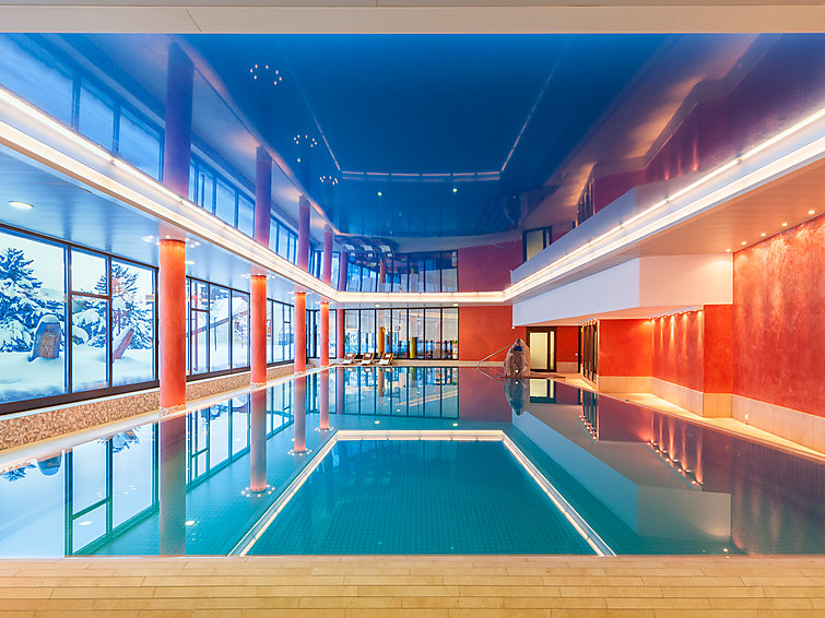 Appartement de vacances Dorint Resort Blüemlisalp (8046), Beatenberg, Lac de Thoune - Lac de Brienz, Oberland bernois, Suisse, image 24