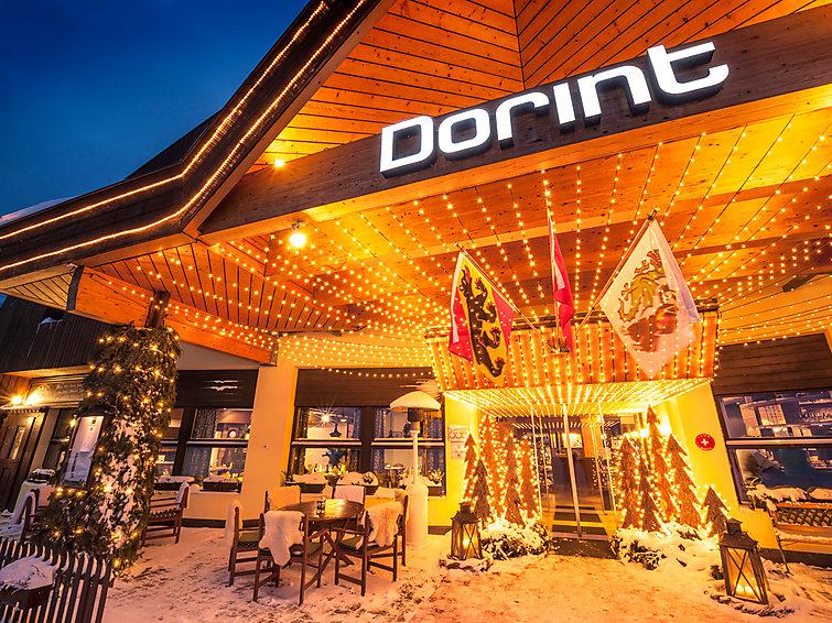 Appartement de vacances Dorint Resort Blüemlisalp (8046), Beatenberg, Lac de Thoune - Lac de Brienz, Oberland bernois, Suisse, image 36