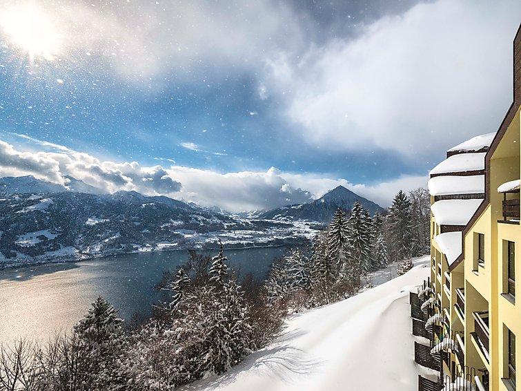 Appartement de vacances Dorint Resort Blüemlisalp (8046), Beatenberg, Lac de Thoune - Lac de Brienz, Oberland bernois, Suisse, image 39