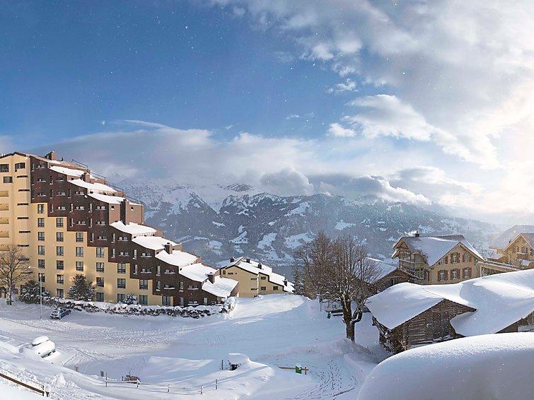 Appartement de vacances Dorint Resort Blüemlisalp (8046), Beatenberg, Lac de Thoune - Lac de Brienz, Oberland bernois, Suisse, image 41