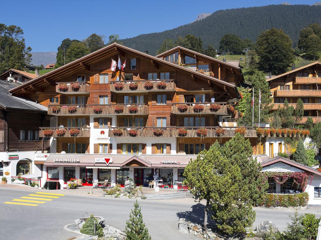 Ferienwohnung Chalet Abendrot (Utoring) (8083), Grindelwald, Jungfrauregion, Berner Oberland, Schweiz, Bild 2