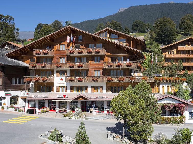 Appartement de vacances Chalet Abendrot (Utoring) (8061), Grindelwald, Région de la Jungfrau, Oberland bernois, Suisse, image 2