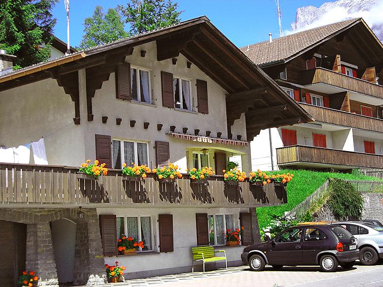Strassscheuer - Chalet - Grindelwald