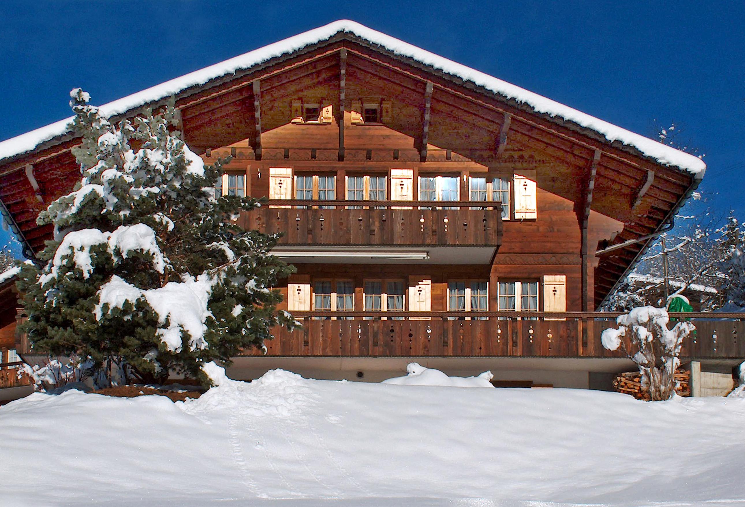 Appartement An der Egg in Grindelwald, Zwitserland CH3818.415.1 ...