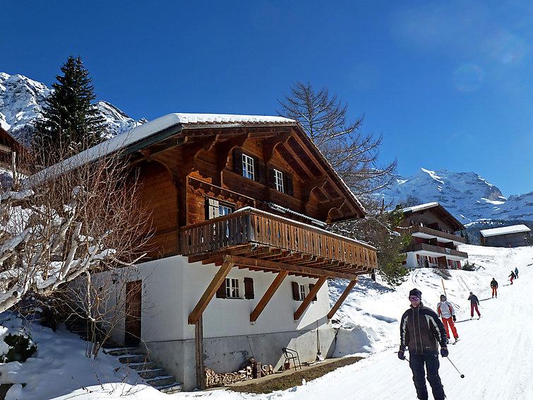 Ferienhaus Wengen