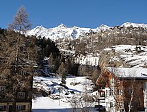Ferienhaus Haus Alpenstern, Wohnung Trift