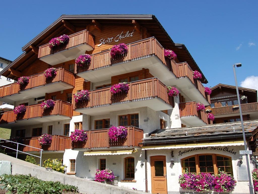 Ferienwohnung Swiss Chalet (114A05)