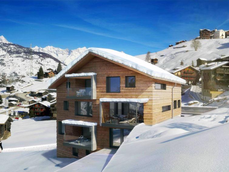 Grachen Switzerland  city photo : ... Chalets | Sera Lodge Wohnung Brunegghorn in Grachen, Switzerland