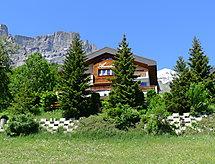 Leukerbad - Ferienwohnung Arcadia