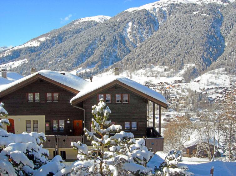 Ferienwohnung Aragon (7880), Ernen, Aletsch - Goms, Wallis, Schweiz, Bild 12