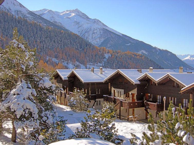 Ferienwohnung Aragon (7880), Ernen, Aletsch - Goms, Wallis, Schweiz, Bild 13