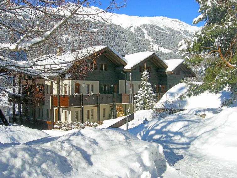 Ferienwohnung Aragon (7880), Ernen, Aletsch - Goms, Wallis, Schweiz, Bild 2