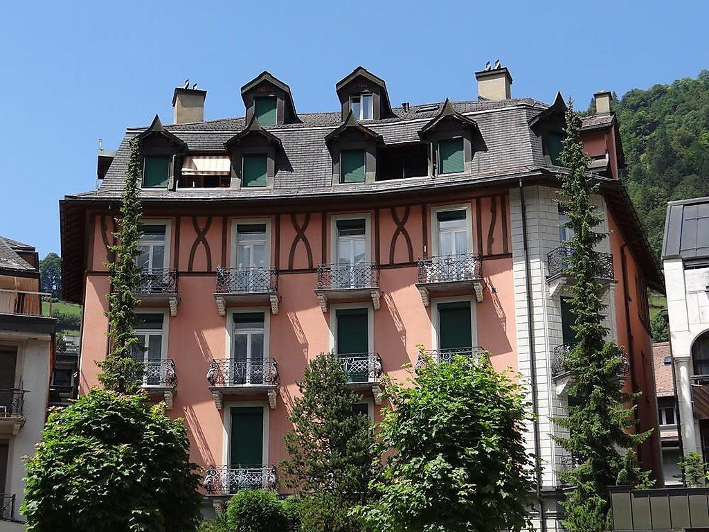Ferienwohnung Villa Alpenblick 3. OG