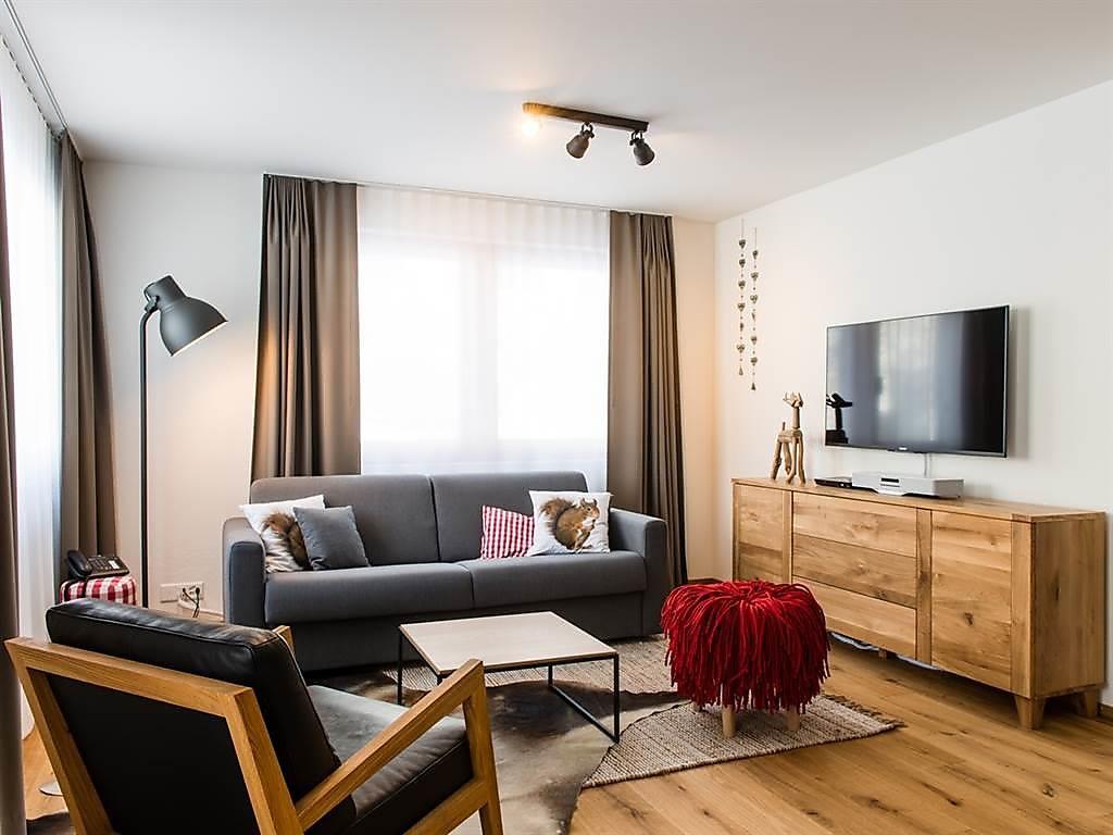 Ferienwohnung TITLIS Resort Wohnung 205