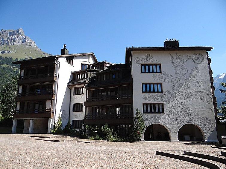 Am Dürrbach 6/624 - Apartment - Engelberg