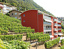 Gordola - Apartment Gaggiole