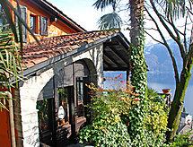 Ronco sopra Ascona - Vakantiehuis Aurinko