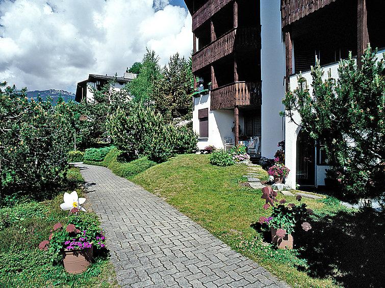 Ferienwohnung Crap Grisch (Utoring) (8715), Flims Dorf, Flims - Laax - Falera, Graubünden, Schweiz, Bild 14